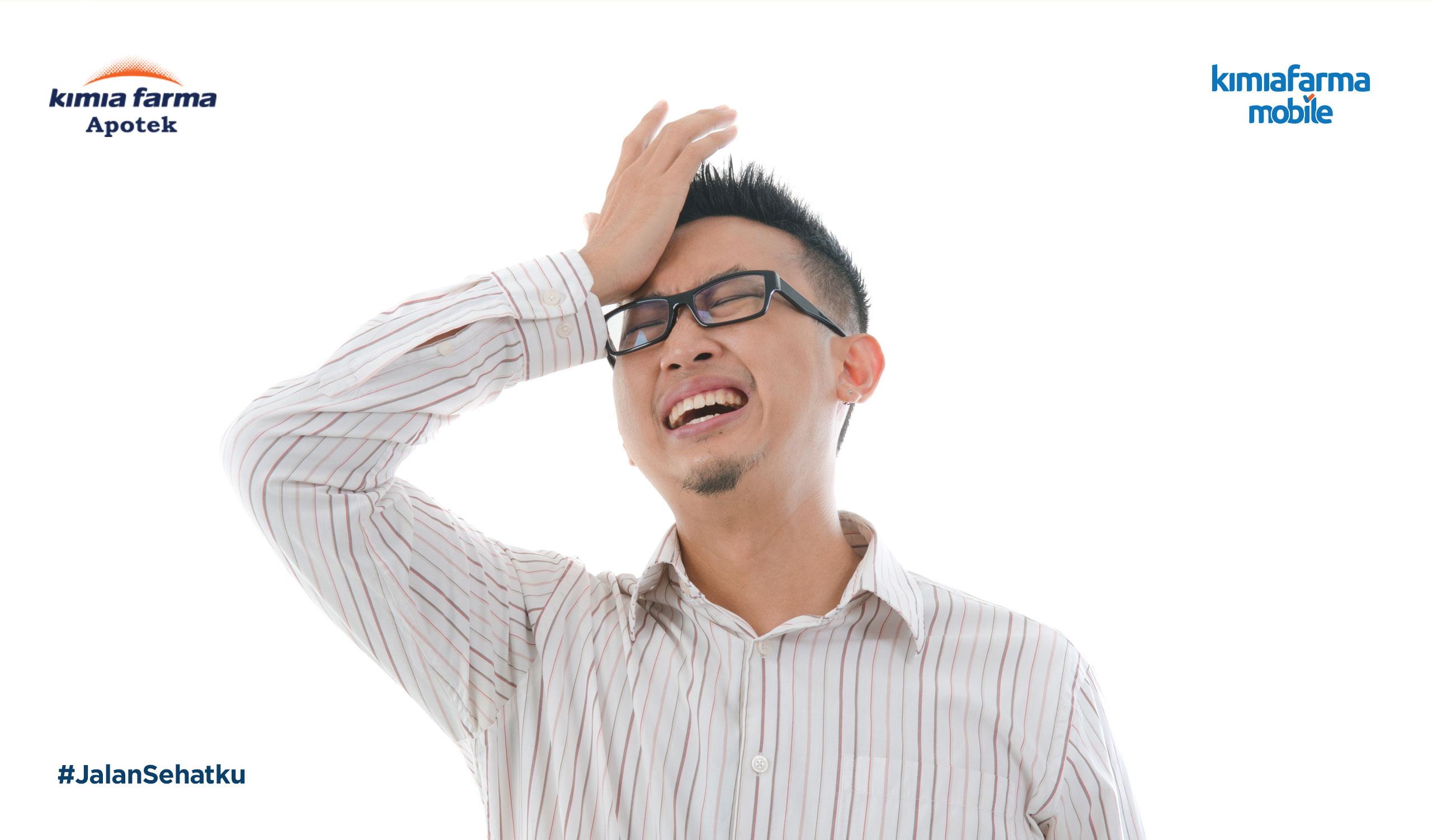 Short Term Memory Loss Syndrome (Sindrom 'Dory')