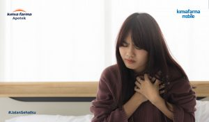 Waspada! Dada Terasa Nyeri Bisa Jadi Tanda Penyakit Serius