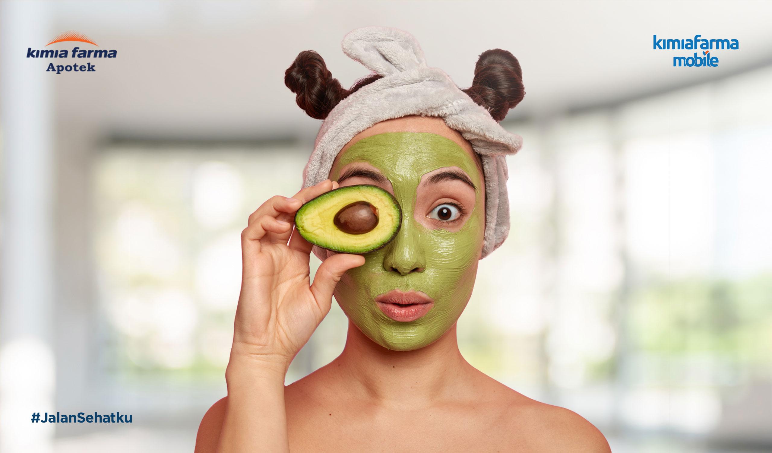 8 Masker Bahan Alami Untuk Atasi Kulit Berminyak