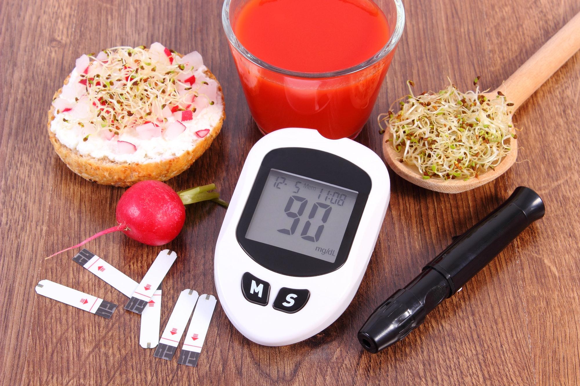 Cara Mengatasi Risiko Diabetes bagi yang Punya Riwayat Keturunan Penderita