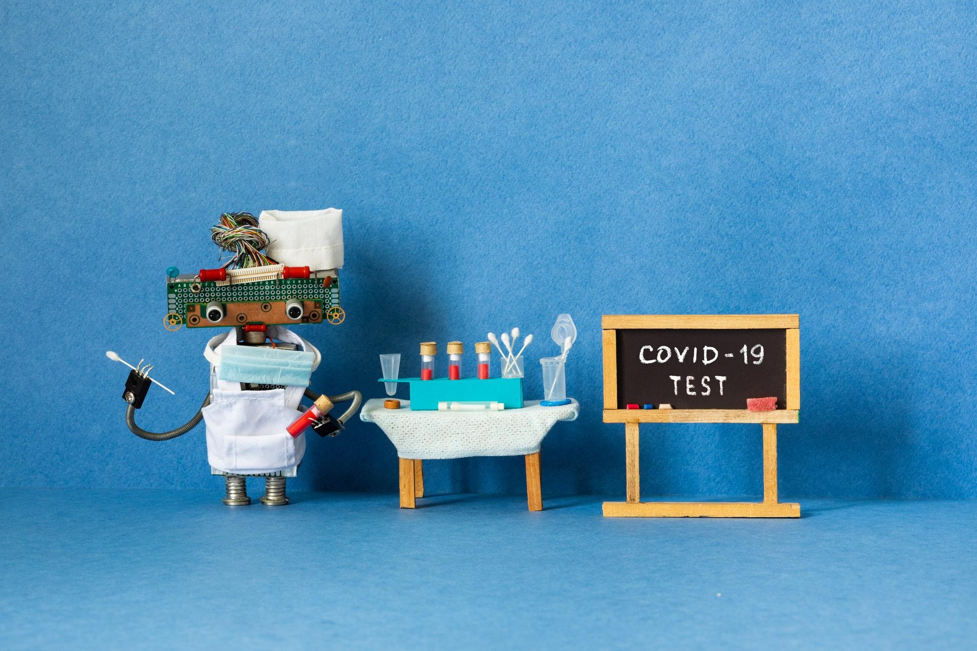 Hukum Melakukan Swab Test Covid-19 Pada Saat Berpuasa